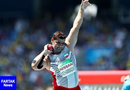 سجاد محمدیان برنز گرفت و چهارمین مدالآور ایران شد