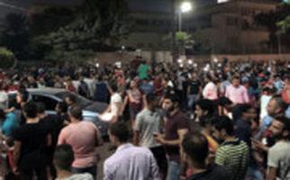 گزارش اخبار ساعت 14 از تجمعات اعتراضی به افزایش قیمت بنزین