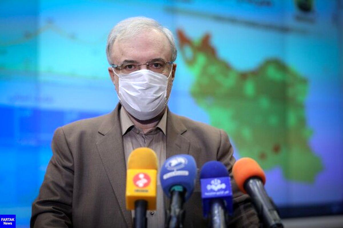 توضیحات نمکی در خصوص اهمیت رصدخانه وزارت بهداشت در مدیریت بیماری کرونا