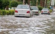 هشدار هواشناسی گیلان نسبت به آبگرفتگی و سیلابی شدن مسیلها