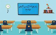 جدول زمانی آموزش تلویزیونی چهارشنبه ۱۴ خرداد