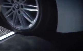 سرعت گیر جالبی که با کم و زیاد شدن سرعت خودروها، استحکامش تغییر میکند! + فیلم