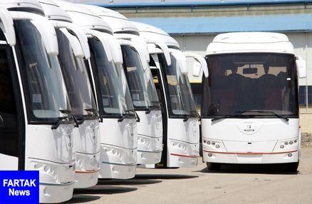 آمادهباش ۱۵۰۰ دستگاه اتوبوس برای بازگشت زائران
