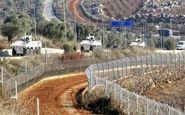 اسرائیل ساخت دیوار حائل در مناطق مورد مناقشه با لبنان را از سر گرفت
