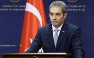 سخنگوی وزارت امور خارجه ترکیه: آتن به دلیل فعالیت کشتی اوروچ رئیس، از مذاکره عقب نشینی کرد