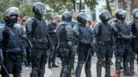 مظلوم نمایی پلیس فرانسه مقابل معترضان جلیقه زرد +فیلم