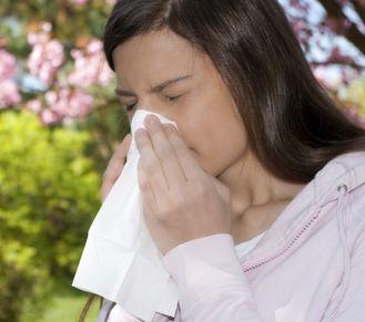 رینیت آلرژیک شایع ترین حساسیت فصل بهار
