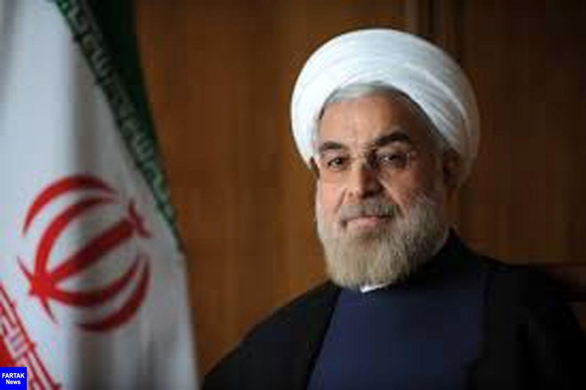 روحانی انتخاب رئیس جمهور قرقیزستان را تبریک گفت