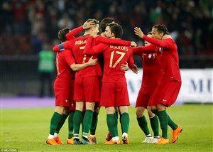 دو ستاره خط خوردند؛ فهرست نهایی پرتغال برای جام جهانی 2018