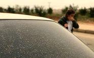 ریزگردها مناطق وسیعی از ترکیه را در برگرفت