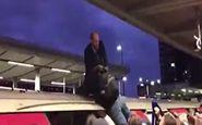ضرب و شتم طرفداران محیط زیست در ایستگاه قطار