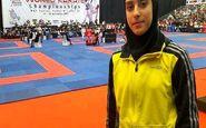 کسب نخستین مدال نقره تاریخ کاتای انفرادی بانوان ایران توسط کاتاروی ملاردی