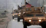 انفجار بمب در مسیر عبور خودروهای وابسته به نظامیان آمریکایی