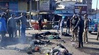 طبق اطلاعات اولیه ۲ شهروند سعودی عامل عملیات تروریستی بغداد بودهاند