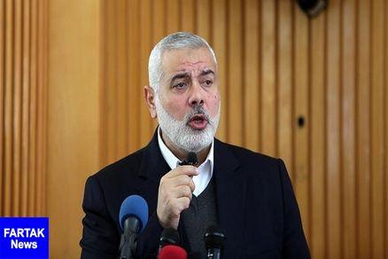 هنیه: درپی تفاهماتی برای شکست محاصره غزه بدون بهای سیاسی هستیم