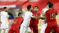 انتخابی جام جهانی 2022| تساوی یک نیمهای تیم ملی مقابل امارات