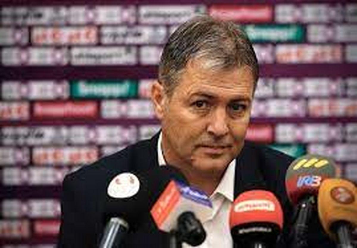 سنگ تمام اسکوچیچ برای ملی پوشان ایران در آستانه بازی با امارات