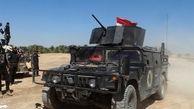 هلاکت ۹ تروریست داعشی در جنوب غرب موصل