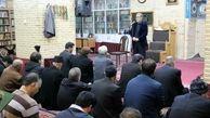 دیدار چهره به چهره رییس سازمان صمت استان کرمانشاه با نماز گزاران مسجد نواب