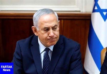 ابراز نگرانی نتانیاهو از افزایش نفوذ ایران در منطقه