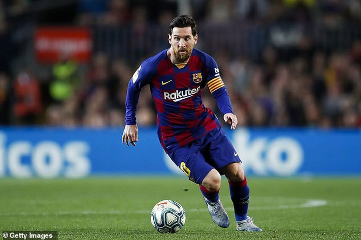 رکورد مسی در 15 فصل با بارسلونا
