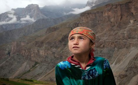 قومی در تاجیکستان که زبان باستانی ایرانی را هنوز زنده نگه داشته اند