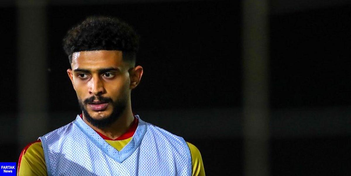 مدافع مصدوم النصر برای بازی با تراکتور آماده شد