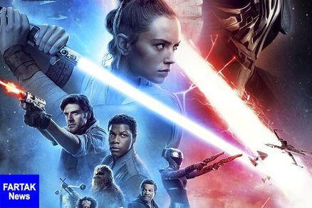 «جنگ ستارگان: خیزش اسکایواکر» هم میلیاردی شد