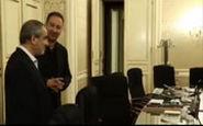 رونمایی از اتاقی که در آن کاندیداها رد صلاحیت میشوند!