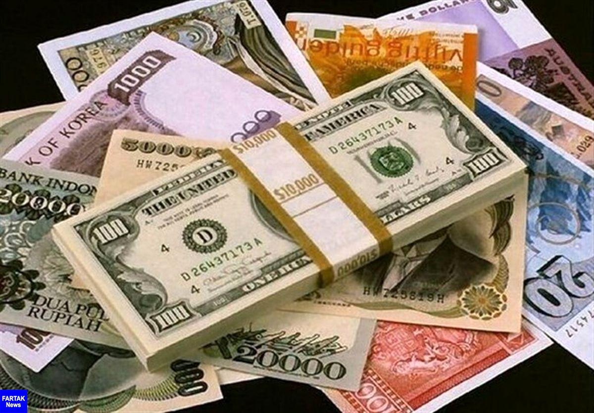 قیمت خرید دلار در بانکها امروز ۹۸/۰۳/۲۲