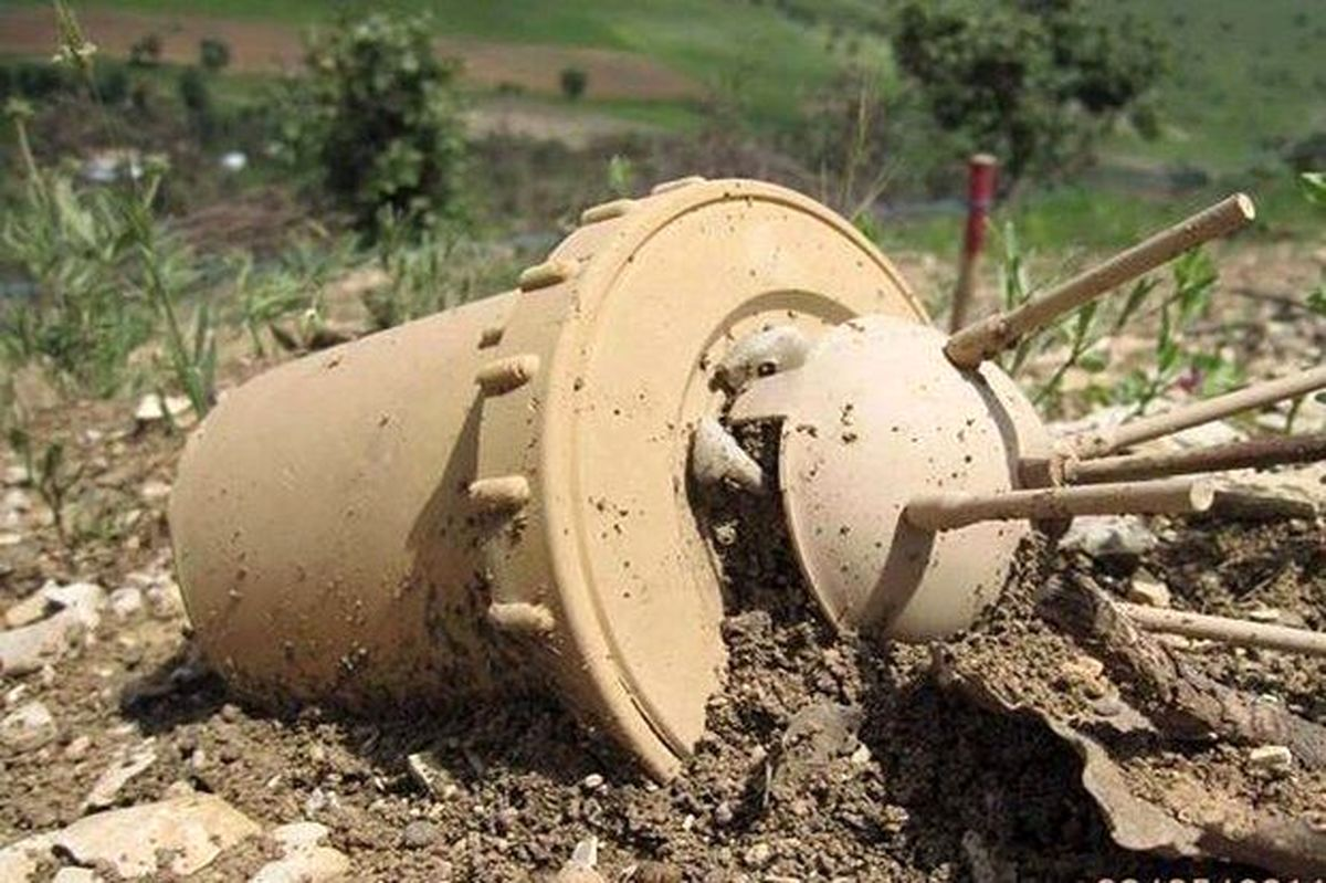 انفجار مین در شهر سومار یک زخمی به جا گذاشت
