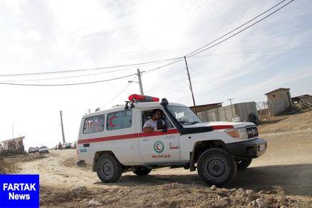 ادامه امدادرسانی در مسجدسلیمان/ آسیب ۲۵۰ نفر از سیلاب