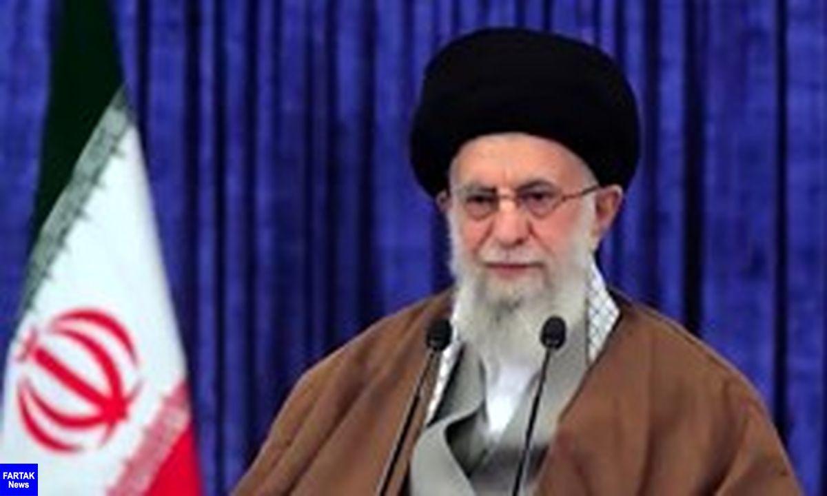 رهبر انقلاب از افتخار آفرینان تیم ملی کشتی ایران تشکر کردند
