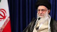 آیت الله خامنهای: مبارزه با فساد بدون ملاحظه و تعدی و فقط بر مدار حق، عدل و قانون باشد