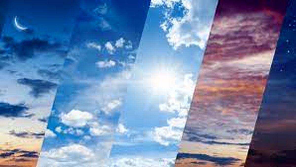پیش بینی آب و هوا/ آسمان صاف در بیشتر مناطق کشور