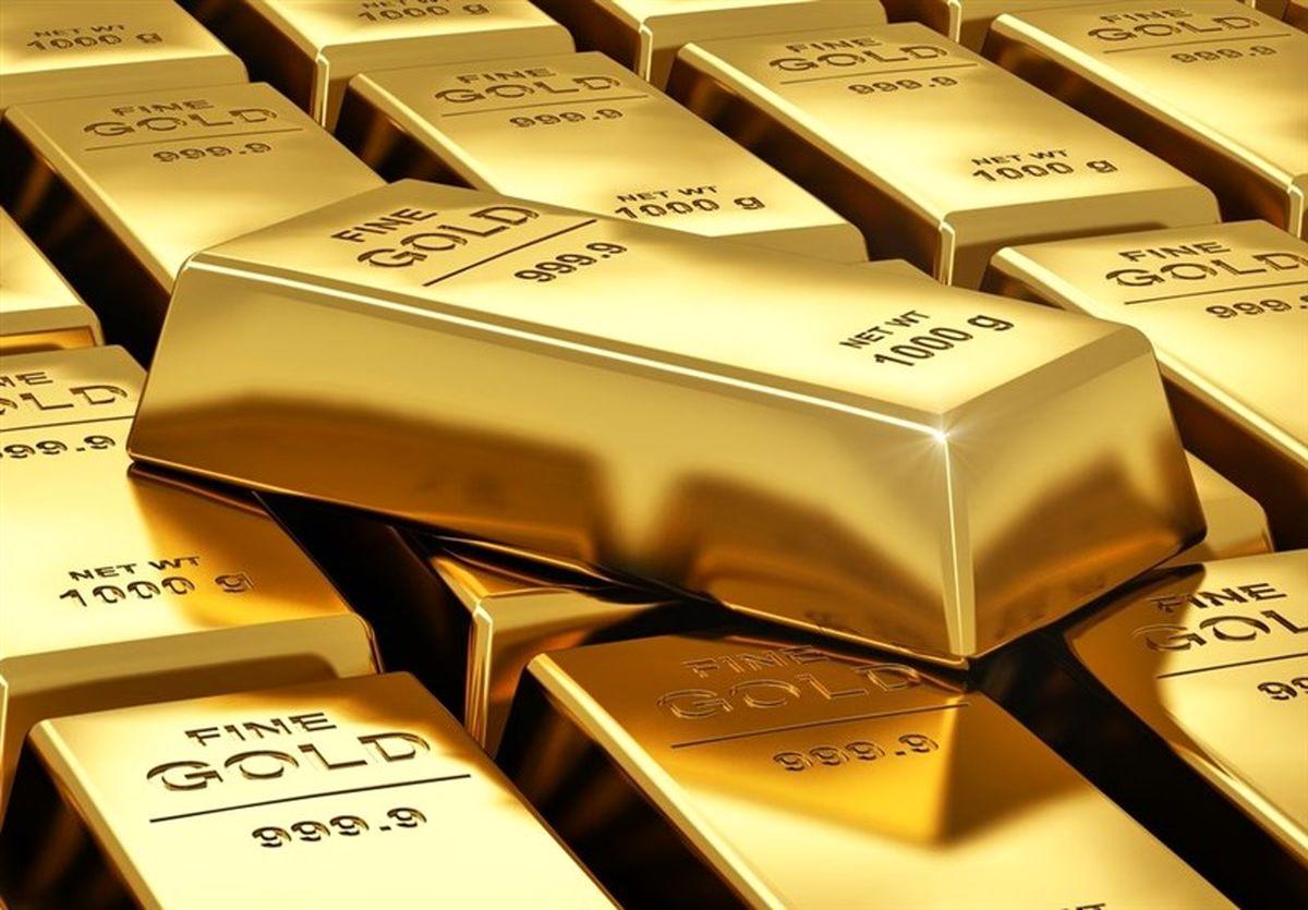 قیمت جهانی طلا امروز ۹۹/۰۶/۲۴