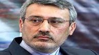 بعیدی نژاد: آوریل 2017 امکان سفر همسر زاغری به ایران فراهم شده بود