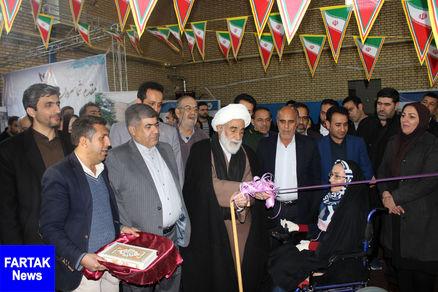 افتتاح نمایشگاه استانی کتاب و دستاوردها و توانمندی های شهرستان اسلامشهر