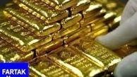 قیمت جهانی طلا امروز ۱۳۹۸/۰۸/۲۲