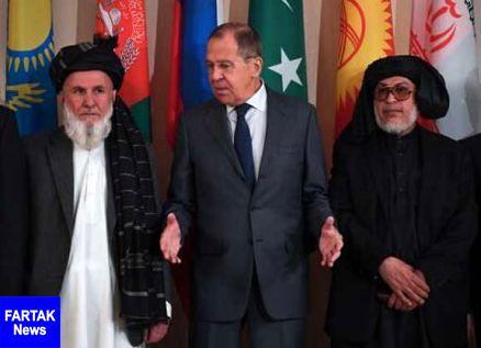 هیئت طالبان: با حضور آمریکاییها صلح غیرممکن است