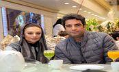 یکتا ناصر و منوچهر هادی در یک تالار مجلل+عکس