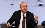 وزیر خارجه ترکیه: نیروهای پ.ک.ک خطری جدی برای آینده سوریه هستند