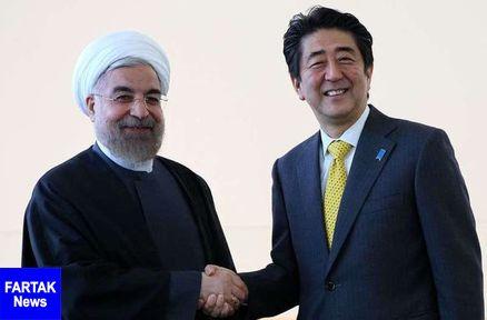 احتمال دیدار مجدد روحانی با نخست وزیر ژاپن