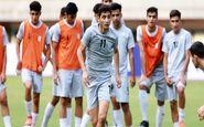ستاره تیم ملی جوانان در آستانه حضور در پرسپولیس
