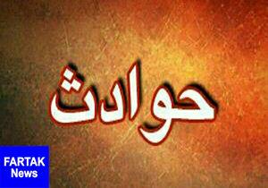 حادثه خونین برای عزاداران حسینی/ جرثغیل ترمز برید !