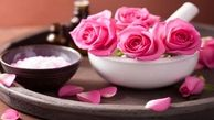 تاثیر فوق العاده ماسک گل رز بر زیبایی وجوانسازی پوست