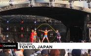 جشنواره فرهنگی ورزشی به سبک ژاپنیها