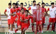 اعلام اسامی بازیکنان پرسپولیس در آستانه بازی با نفت مسجد سلیمان
