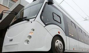 واردات اتوبوس از روسیه استارت خورد