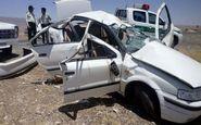 ۴ کشته و ۲ زخمی  در سانحه رانندگی محور روانسر